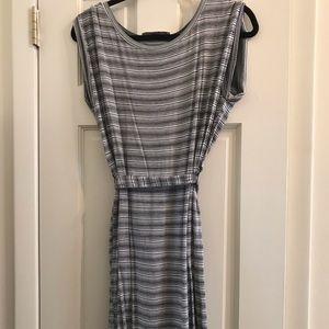LOFT: T-Shirt Dress